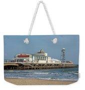 Bournemouth Pier 3 Weekender Tote Bag