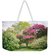Spring Arrives At Daffodil Hill Weekender Tote Bag