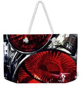 Brake Light 13 Weekender Tote Bag