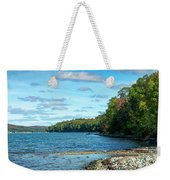 Bras D'or Lake, Cape Breton Nova Scotia, Canada Weekender Tote Bag