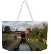 Bratch Locks Landscape Weekender Tote Bag