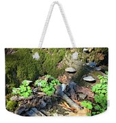 Breeches, Mushrooms And Moss Weekender Tote Bag