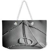 Brennan Hill Pearls 7 Weekender Tote Bag