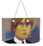 Brian Jones Weekender Tote Bag