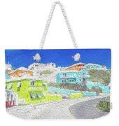 Bright Parish Life Bermuda Weekender Tote Bag