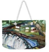 Bronx River Falls Weekender Tote Bag