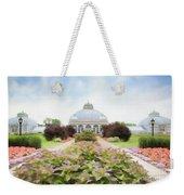 Buffalo Botanic Gardens Conservatory Weekender Tote Bag