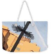 Buildings At Sunrise Weekender Tote Bag