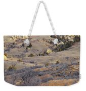 Burning Coal Vein April Reverie Weekender Tote Bag