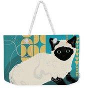 Buster The Shelter Cat Weekender Tote Bag