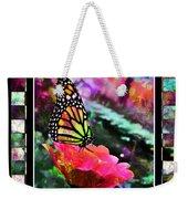 Butterflies Are Free Weekender Tote Bag