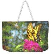 Butterfly Likeness  Weekender Tote Bag