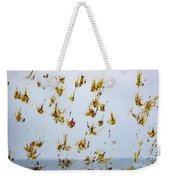 Butterfly Splash Weekender Tote Bag