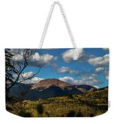 By The Power Of Graysill Weekender Tote Bag