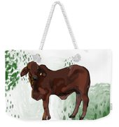 C Is For Cow Weekender Tote Bag