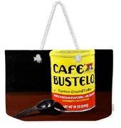 Cafe Bustelo Weekender Tote Bag