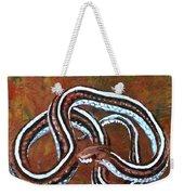 California Garter Snake Weekender Tote Bag