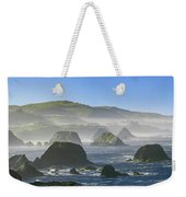 California Ocean Weekender Tote Bag