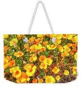 California Poppies - 2019 #3 Weekender Tote Bag