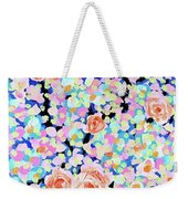 California Rose Garden Weekender Tote Bag