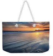 California Sunset V Weekender Tote Bag