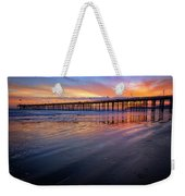 California Sunset Vii Weekender Tote Bag