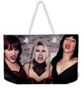 Call Of The Vampires Women Weekender Tote Bag