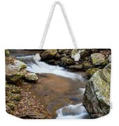 Calming Water Sounds - North Carolina Weekender Tote Bag