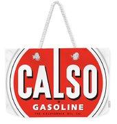 Calso Sign Weekender Tote Bag