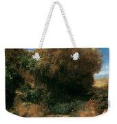 Campagna Landscape 1858 Weekender Tote Bag