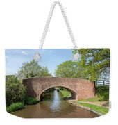 Canal Bridge 56 Weekender Tote Bag