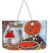 Cannibalism Weekender Tote Bag