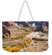 Canyon De Chelley Autumn Weekender Tote Bag