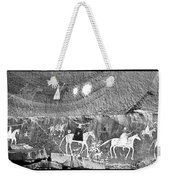 Canyon De Chelley Pictographs Weekender Tote Bag