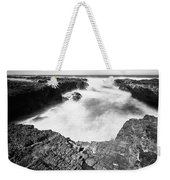 Cape Perpetua Weekender Tote Bag by Whitney Goodey