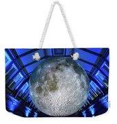 Capture The Moon Weekender Tote Bag