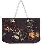 Car Club Weekender Tote Bag