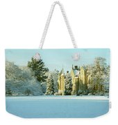 Carberry Tower In Late Afternoon Sunshine Weekender Tote Bag
