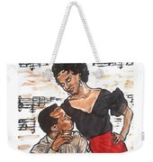 Carmen Jones - That's Love Weekender Tote Bag