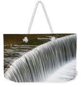 Carolina Water Splash Weekender Tote Bag