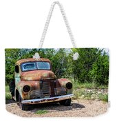 Cars From The Past Weekender Tote Bag
