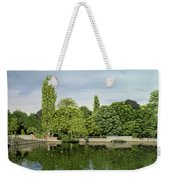 Carshalton Ponds Weekender Tote Bag