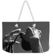 Castanets Weekender Tote Bag by Catherine Sobredo