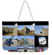 Castillo De San Marcos National Monument Weekender Tote Bag