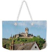 Castle At Cochem In Germany Weekender Tote Bag