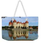 Castle Moritzburg  Weekender Tote Bag