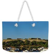 Castle Of Castro Marim From The Hill Weekender Tote Bag