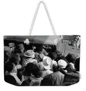 Castro Men And Women Weekender Tote Bag