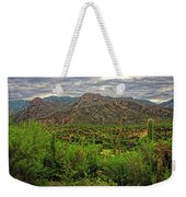 Catalina Foothills H1130 Weekender Tote Bag
