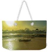 Catching The Spirit Sun Coastal Sunrise Weekender Tote Bag